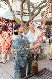 京都「和文化体験」の写真素材 [FYI03058002]