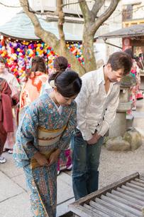 京都「和文化体験」の写真素材 [FYI03058003]