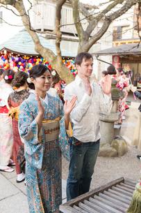 京都「和文化体験」の写真素材 [FYI03058004]