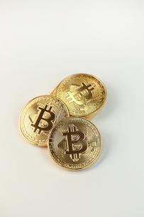 ビットコインの写真素材 [FYI03058140]