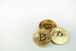 ビットコインの写真素材 [FYI03058141]