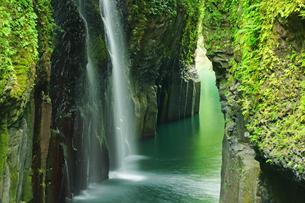 真名井の滝の写真素材 [FYI03058253]