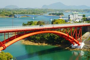 天草5号橋の写真素材 [FYI03058268]