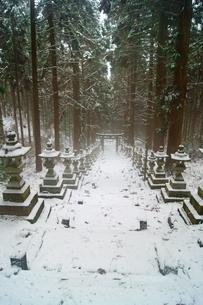上色見熊野座神社の写真素材 [FYI03058315]