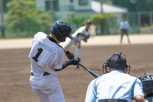 野球の写真素材 [FYI03058420]