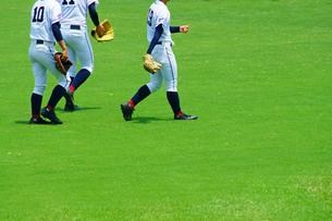 野球場の写真素材 [FYI03058465]