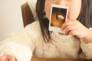 「う~ん、いい香り」の写真素材 [FYI03059136]