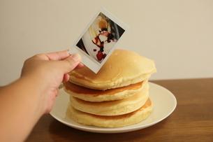 パンケーキの写真素材 [FYI03059143]