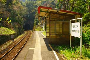 赤瀬駅の写真素材 [FYI03059244]