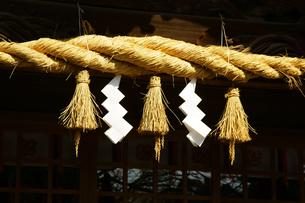 春の健軍神社の写真素材 [FYI03059258]