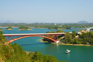 天草5号橋の写真素材 [FYI03059385]