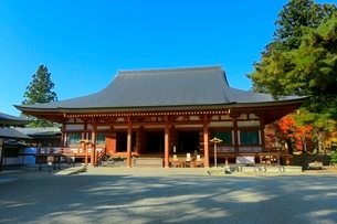 毛越寺本堂の写真素材 [FYI03059703]