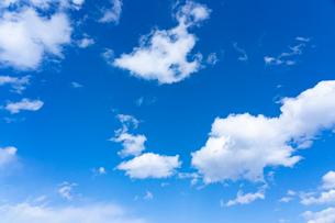 空と雲の写真素材 [FYI03059793]