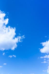 青空と雲の写真素材 [FYI03059794]