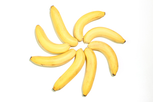 バナナの写真素材 [FYI03060038]