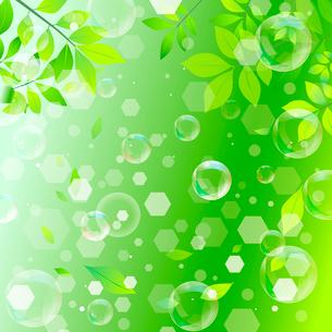エコロジーイメージのイラスト素材 [FYI03061155]