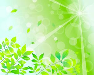 エコロジーイメージのイラスト素材 [FYI03061162]