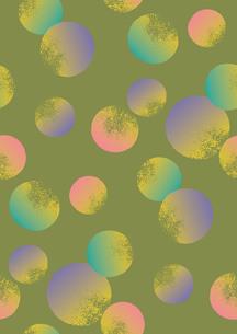 丸紋のイラスト素材 [FYI03061488]