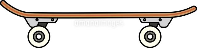 スケートボードのイラスト素材 [FYI03063466]