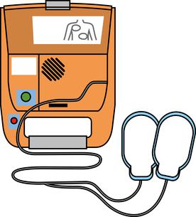 AEDのイラスト素材 [FYI03063523]