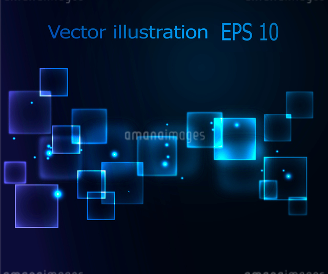 Abstract hi-tech background. Eps 10 vector illustrationのイラスト素材 [FYI03064004]