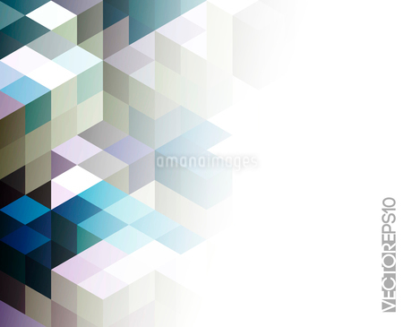 Abstract colorful  geometric background. Vector illustration EPS 10のイラスト素材 [FYI03064182]