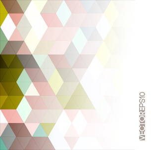 Abstract colorful  geometric background. Vector illustration EPS 10のイラスト素材 [FYI03064186]