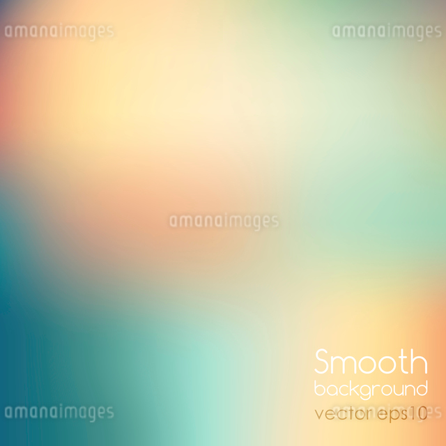 Vector illustration Smooth colorful background EPS 10のイラスト素材 [FYI03064200]