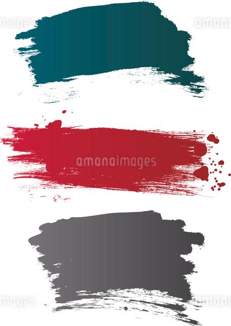 Vector grunge brushesのイラスト素材 [FYI03064857]