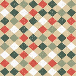 Retro seamless patternのイラスト素材 [FYI03065201]
