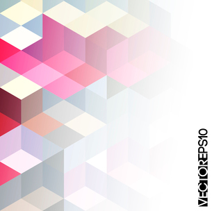 Abstract colorful  geometric background. Vector illustration EPS 10のイラスト素材 [FYI03065537]