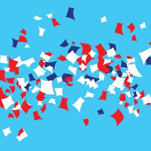 Party / Parade Confettiのイラスト素材 [FYI03065878]