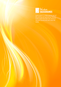 Abstract background with flame. Vector illustration, contains transparencies, gradients and effects.のイラスト素材 [FYI03066114]
