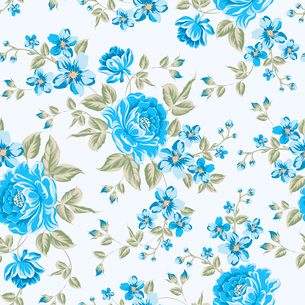Luxurious color peony seamless pattern. Vector illistration.のイラスト素材 [FYI03066165]