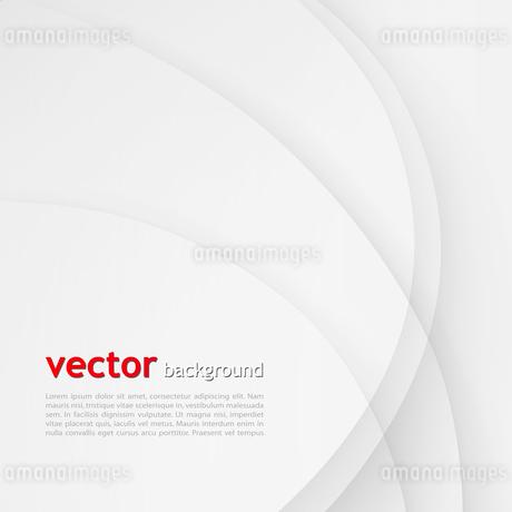 White elegant business background.  EPS 10 Vector illustrationのイラスト素材 [FYI03066490]