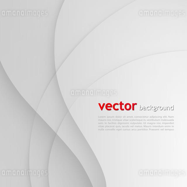 White elegant business background.  EPS 10 Vector illustrationのイラスト素材 [FYI03066492]