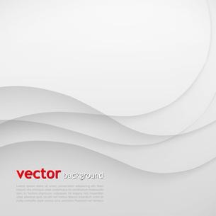 White elegant business background.  EPS 10 Vector illustrationのイラスト素材 [FYI03067743]