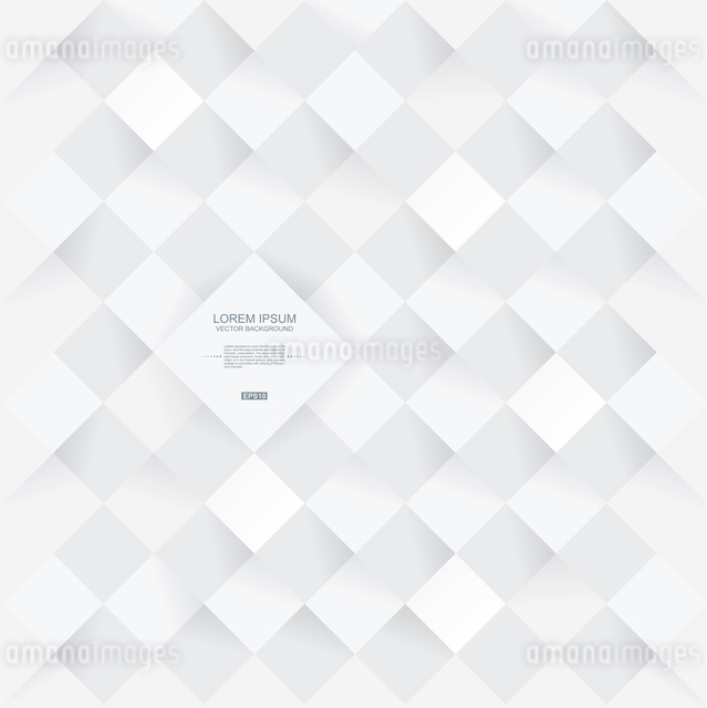 Abstract polygonal background. Squares background for your design.のイラスト素材 [FYI03069077]