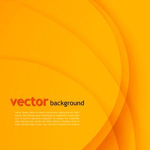 Abstract colorful vector wave background . EPS 10のイラスト素材 [FYI03069530]