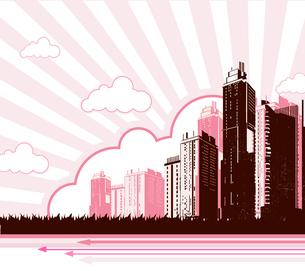 cityのイラスト素材 [FYI03071123]