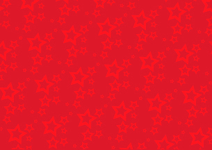 Vector illustration of red abstract Christmas Background. Glossy starry pattern.のイラスト素材 [FYI03071348]
