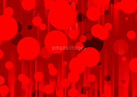 This is the vector illustration of a stylized red abstract background of Party disco glowing lightsのイラスト素材 [FYI03071648]