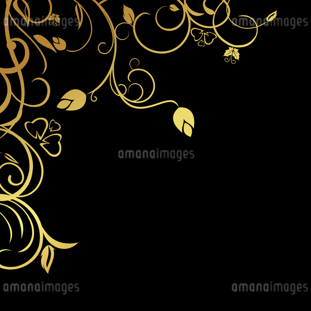 Floral background for design holiday card, vector illustrationのイラスト素材 [FYI03072013]