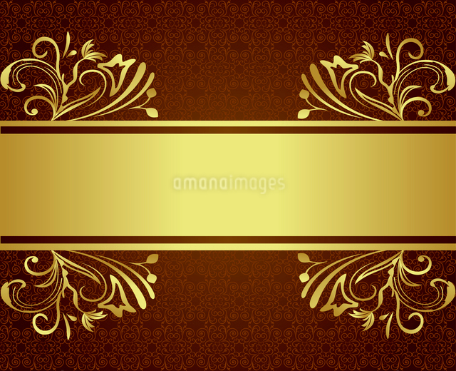 Vector luxury background for designのイラスト素材 [FYI03072278]