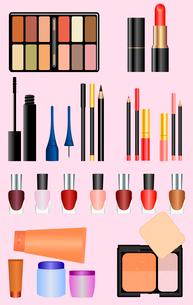 Professional make up set. Vectorのイラスト素材 [FYI03072327]