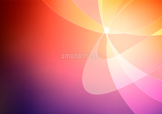 Vector illustration of soft abstract backgroundのイラスト素材 [FYI03072786]
