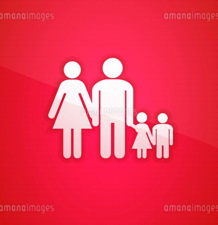 Family conceptのイラスト素材 [FYI03073630]