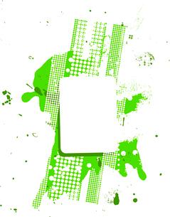 Grungy bannerのイラスト素材 [FYI03073707]