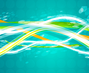 Vector color lines. Abstract vector backgroundのイラスト素材 [FYI03073723]