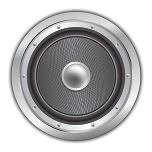 Speaker designのイラスト素材 [FYI03073837]